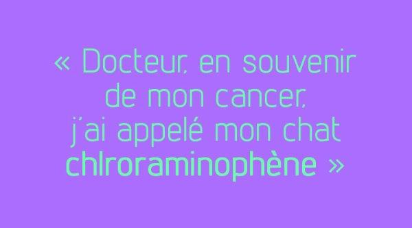 Recueil d'un médecin !