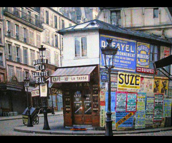 Paris suite