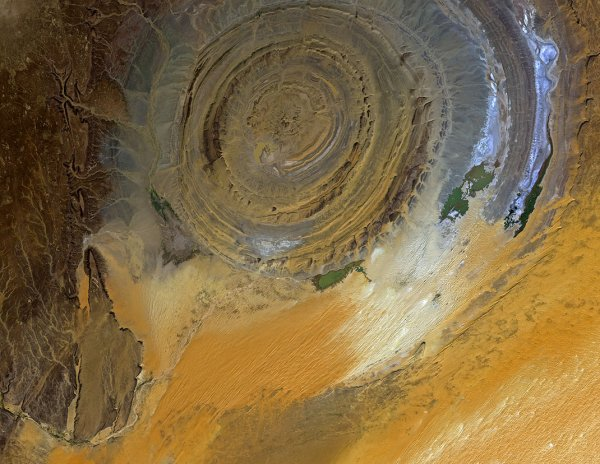 L'oeil du Sahara-2