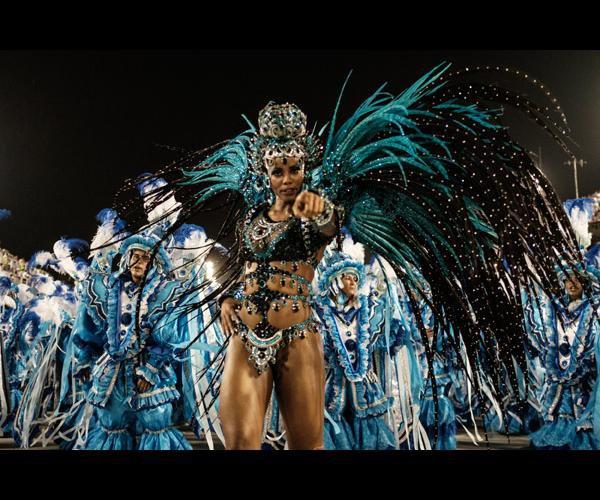 Viva le carnaval de Rio !