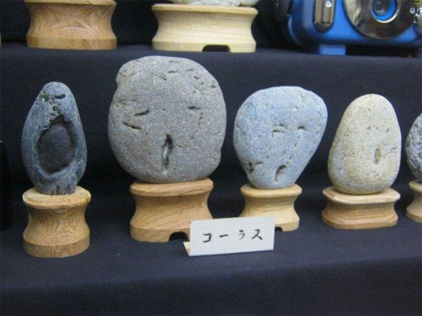 Ce musée japonais hors du commun est entièrement dédié aux pierres à visages humains