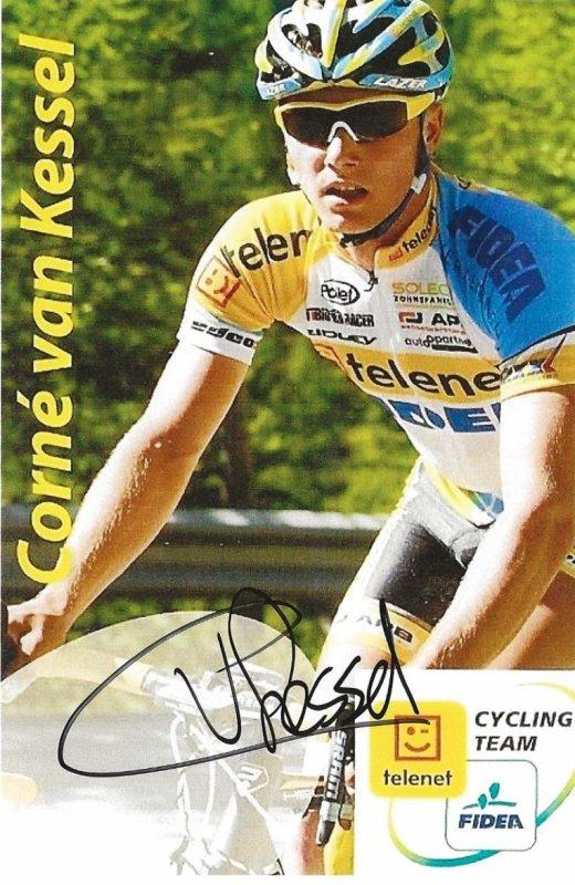 Corne Van Kessel