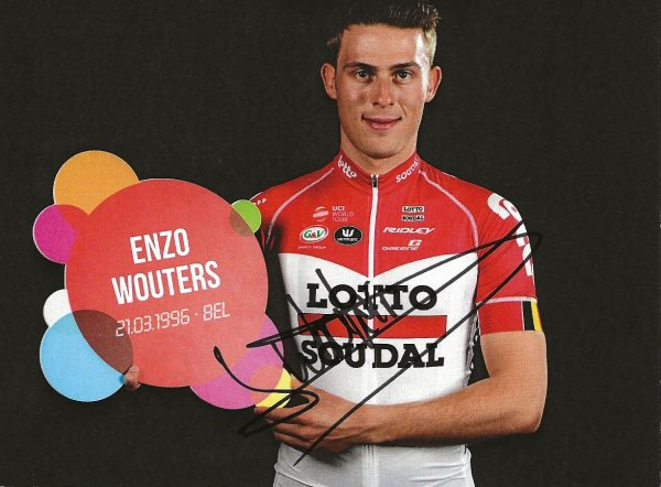 Enzo Wouters