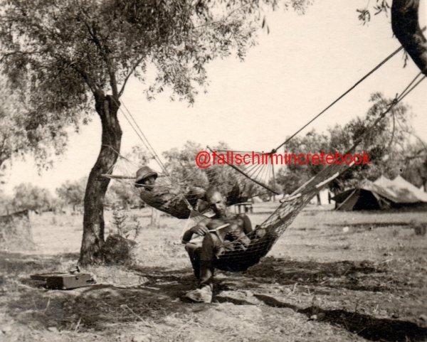 Juin ou Juillet 1941. Après les combats.