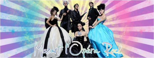Marque-page: Mozart L'Opéra Rock