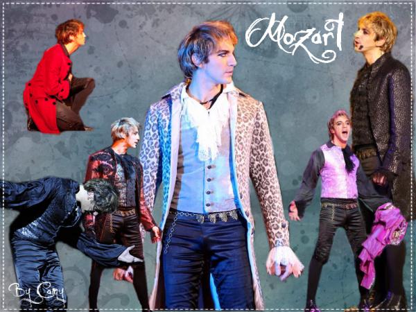 Mikele Amadeus Mozart