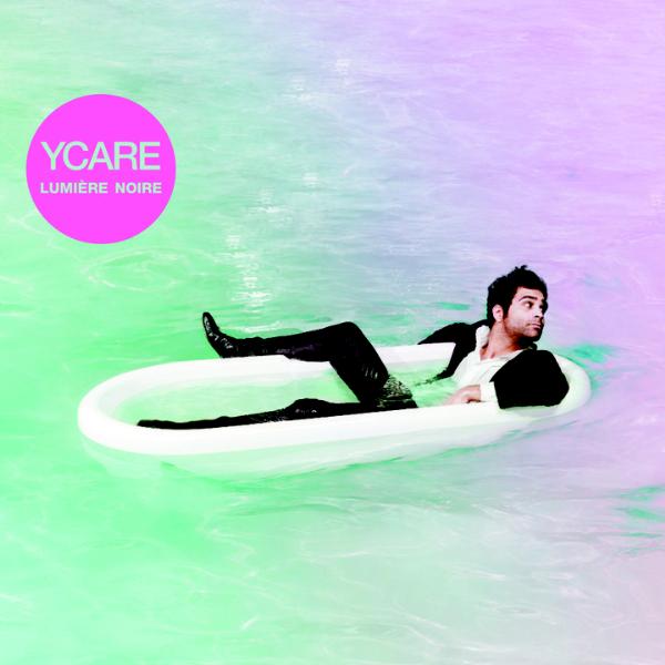 Second Album de Monsieur Ycare! Lumière Noire