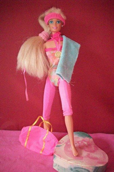 Barbie gymnaste 1993