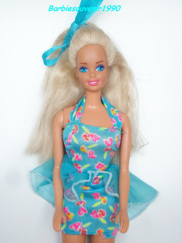 Barbie Fashion Play Mode 1991