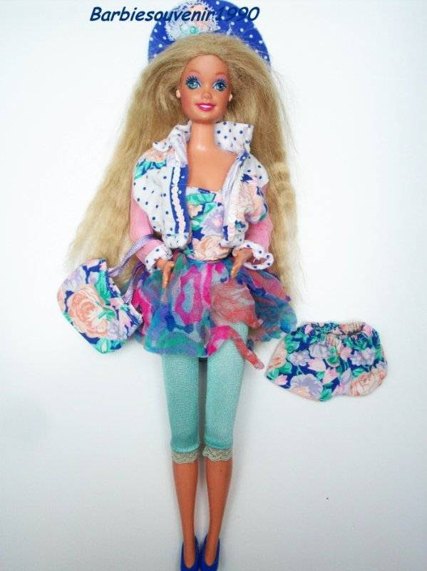 Barbie teen talk 1992