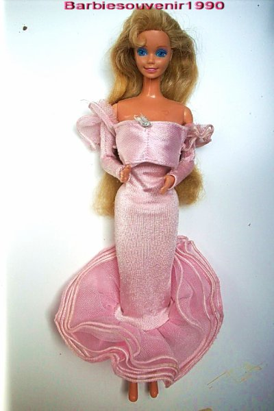 Barbie perfume pretty 1987
