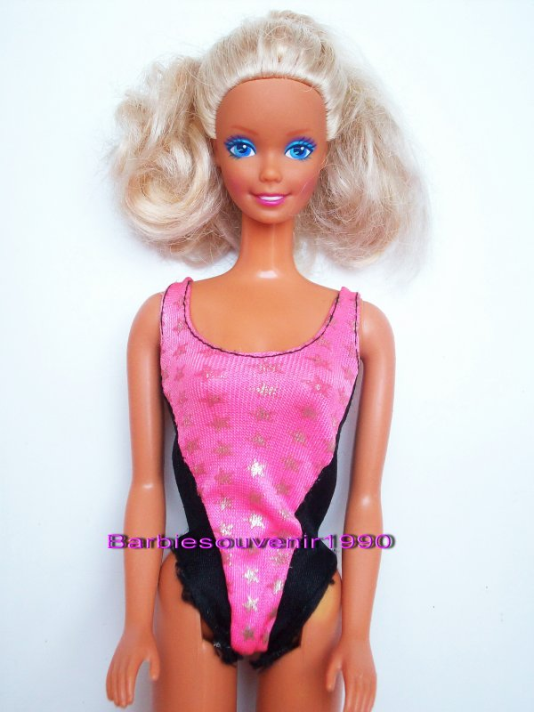 Barbie St Tropez 1988