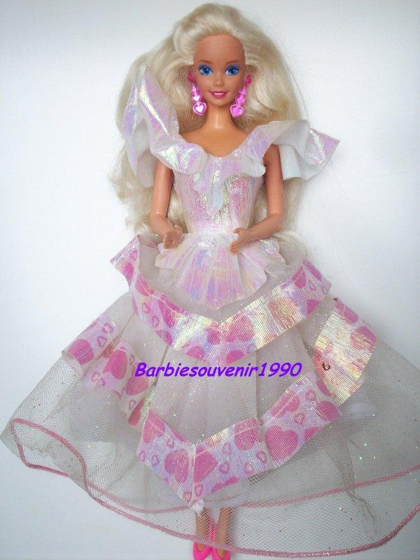 barbie secret heart 1993