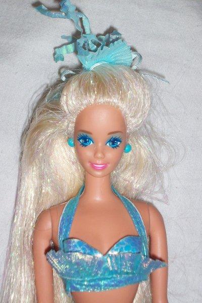 barbie blue mermaid 1992