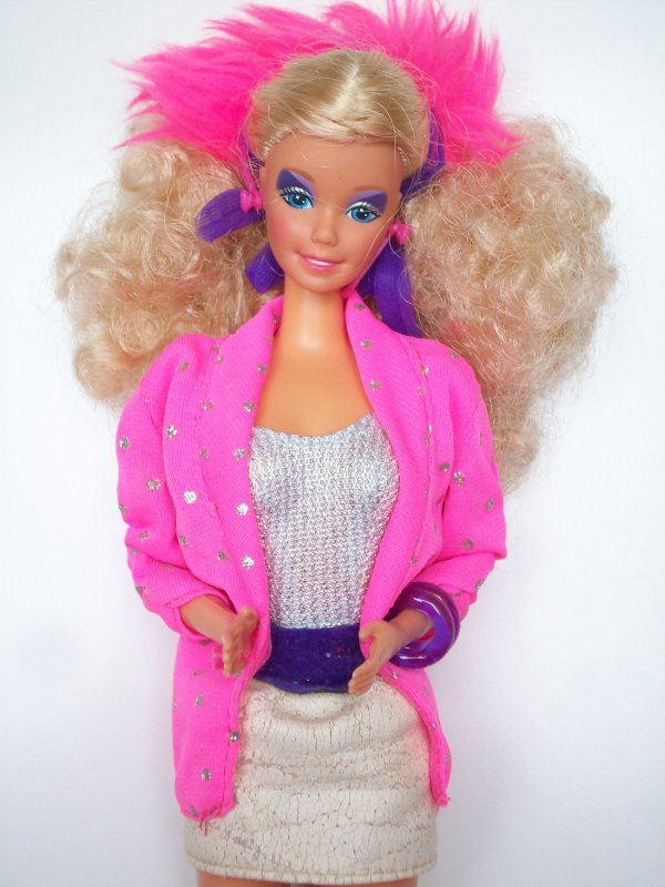 Barbie rockers 1986