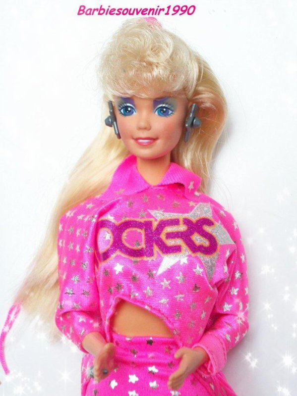 Barbie And The Rockers 1987