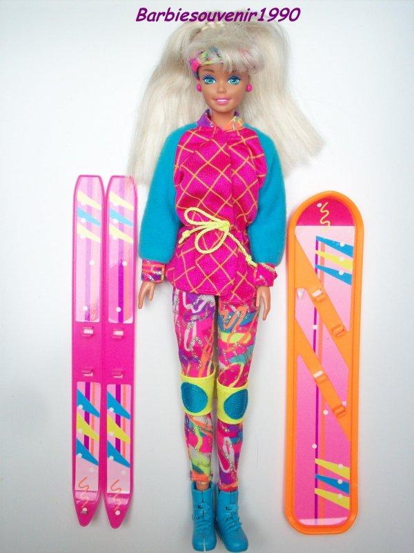 Barbie winter sport 1994