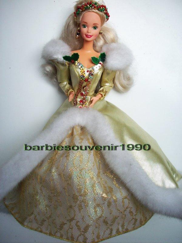 Barbie happy holiday 1994