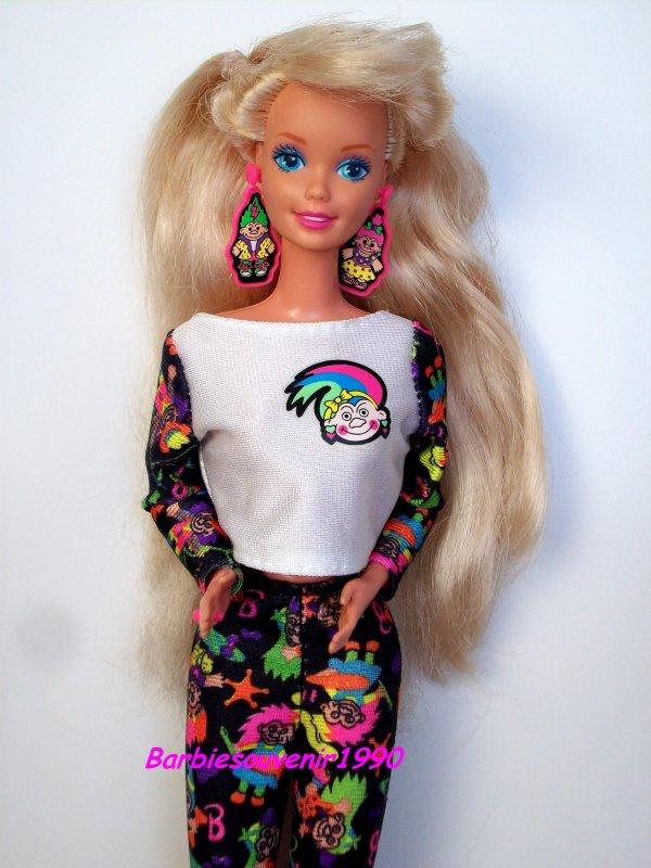 Barbie troll 1993