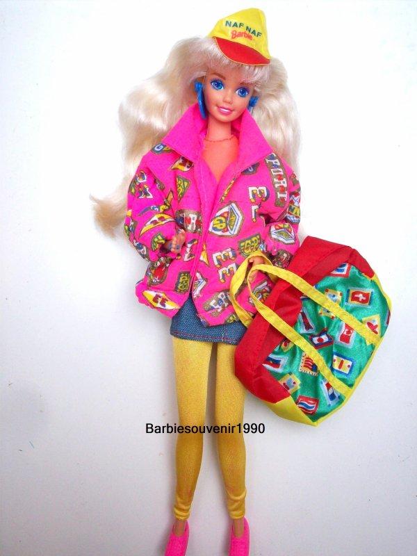 Barbie naf naf 1993