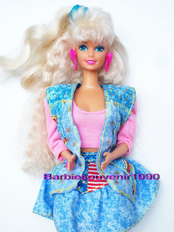 barbie all american 1990