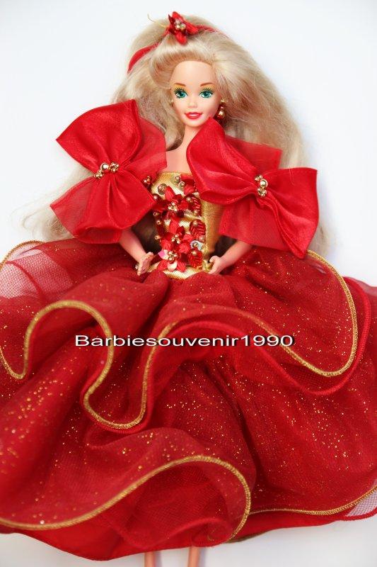 Barbie happy holiday 1993
