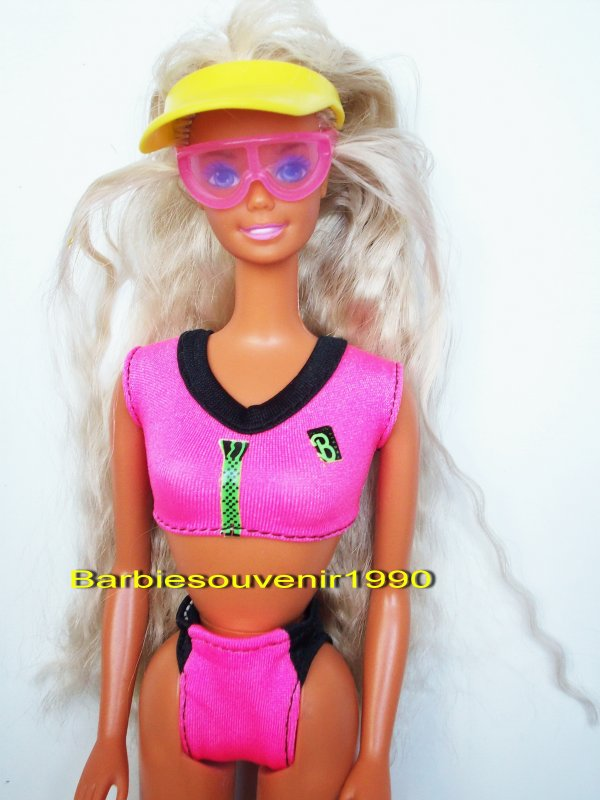 Barbie beach blast 1989