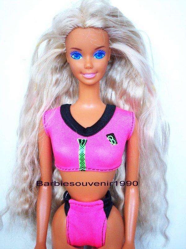 Barbie beach blast 1989