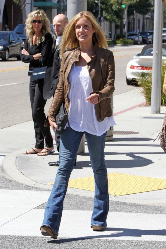 Kristin Cavallari à Beverly Hills, Los Angeles - 4 Avril 2011.