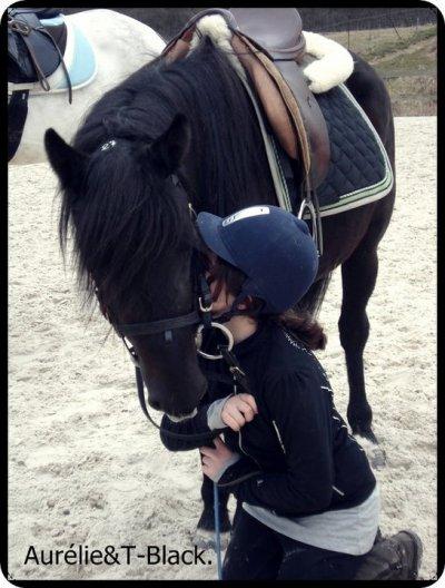 Aurélie & T-Black ♥