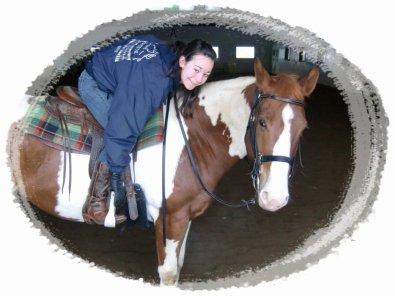 Alexandra & le centre equestre Jessy Dufresne ♥