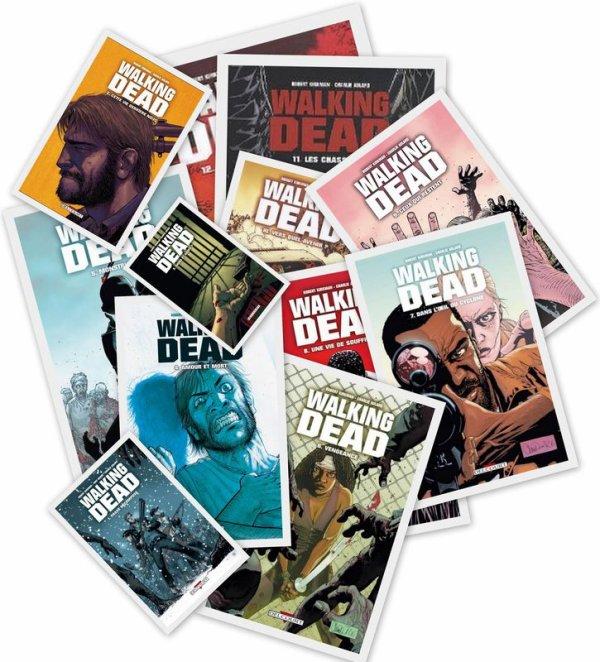 La BD de The Walking Dead