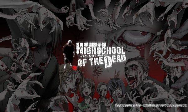 High School Of The Dead c'est quoi ? + Episode 1 de l'anime + Générique (Ending)