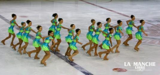 Le patinage synchronisé