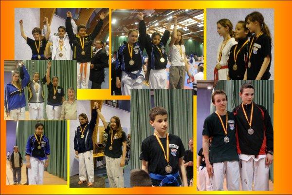 Open PACA  - Saison 2010-2011