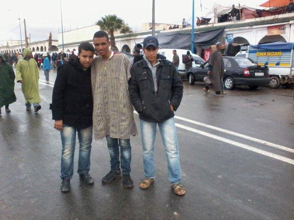 Ahmed On force  , sevenir ( Tàfétàcht ) Sidi aLmokhtàr