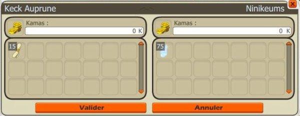 J'ai mal aux  Kamas!!