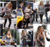 • 24.09.10 • Blake SUR LE Tournage de Gossip Girl. •   Je n'aime pas du tout sa Jupe ! :/
