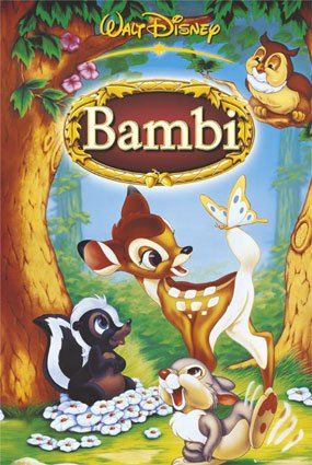 Bambi ( 1942 )