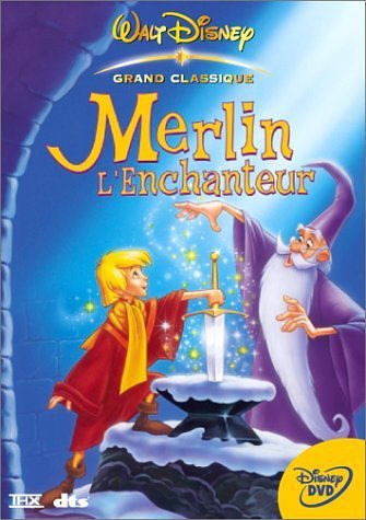 Merlin,  l'Enchanteur (1963 )