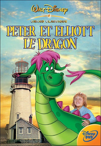Peter et Elliott le Dragon ( 1977 )