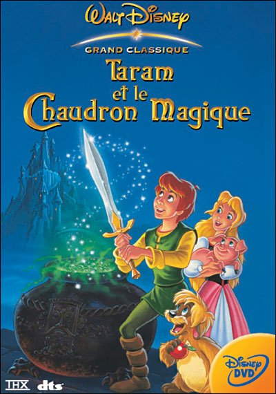 Taram et le chaudron magique ( 1985 )