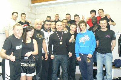Trophée de Normandie Multi-boxes à Grand-Couronne (76) le 20 février 2011