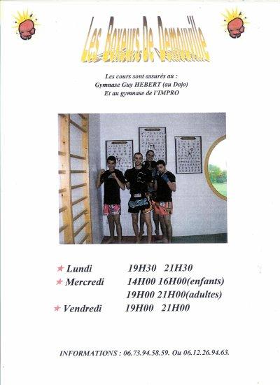 Info Clubs Département Calvados FFSCDA