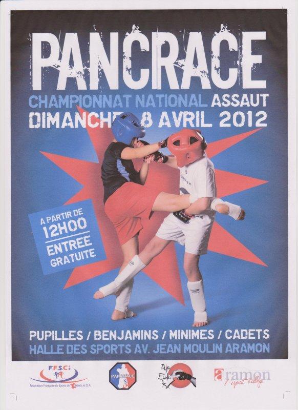 Info Pancrace FFSCDA