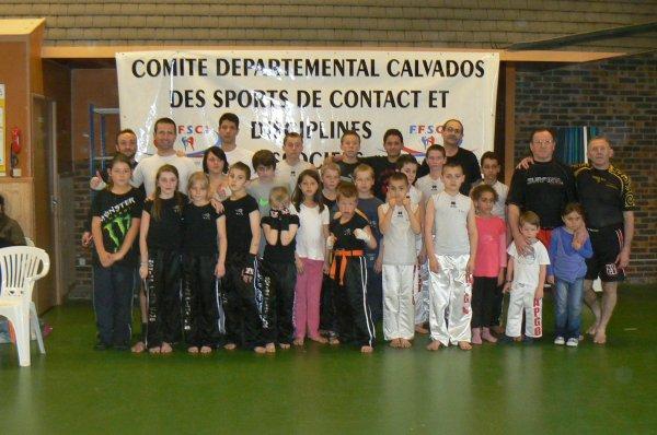 Parcours Jeunes Multiboxes le 18 avril  2012 à Ifs 14123