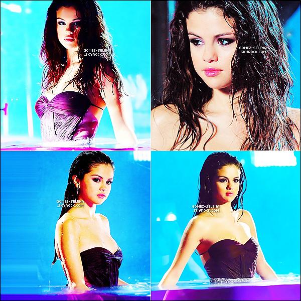 Découvre des clichés pour le premier parfum de Selena Gomez. Tes impressions ?