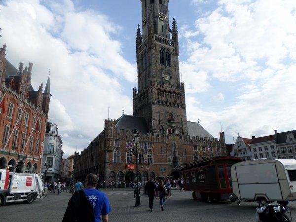 Sortie Knokke-heist et Bruges le 13 aout 2017 suite et fin