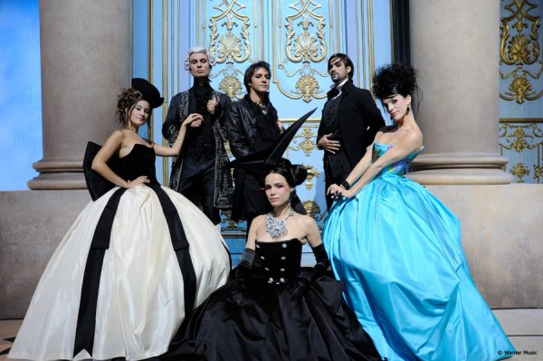 Mozart l'Opéra Rock.