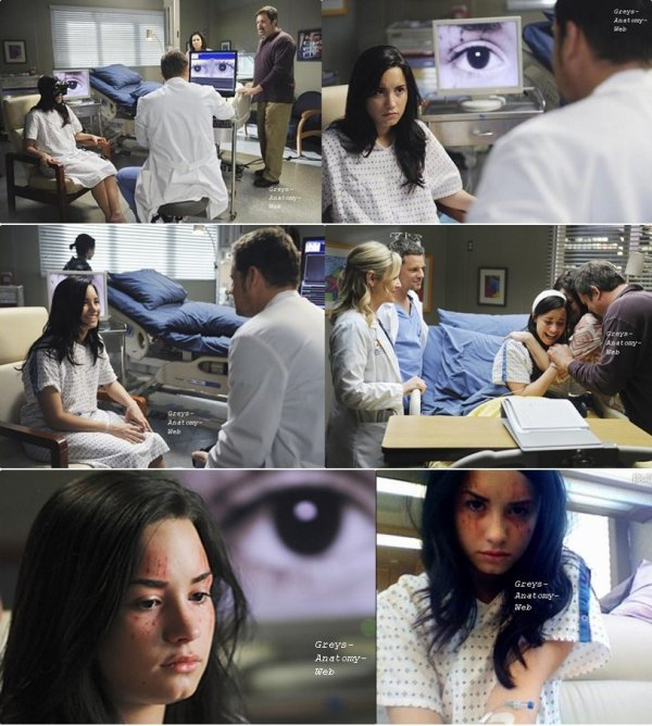 Une star de Disney dans Grey's Anatomy